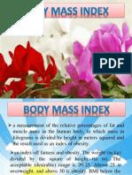 Body Mass Index Presentation
