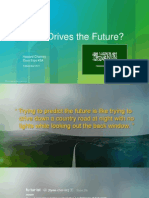 What Drives Future-how