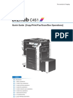 BizhubC451Copy Fax Scan BoxOper QuickGuide