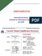 III Telemedicine 01102008