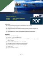 SOC Advertisement Planning Engineer X 2