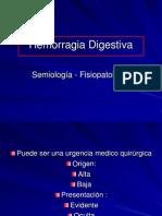 Hemorragia Digestiva 2010