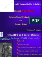 CHRIAddressingHIVAIDSInternationalObligationsandHumanRights