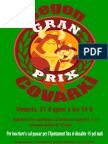 Cartell Gran Prix Covarxí 2012