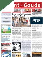 De Krant Van Gouda, 2 Augustus 2012