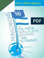 Réinscription de la Polynésie sur la liste des pays non-autonomes