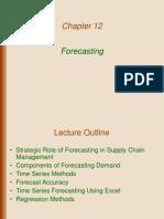 Forecasting c 12