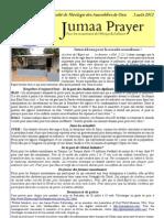 priere Jumaa 3 aout12