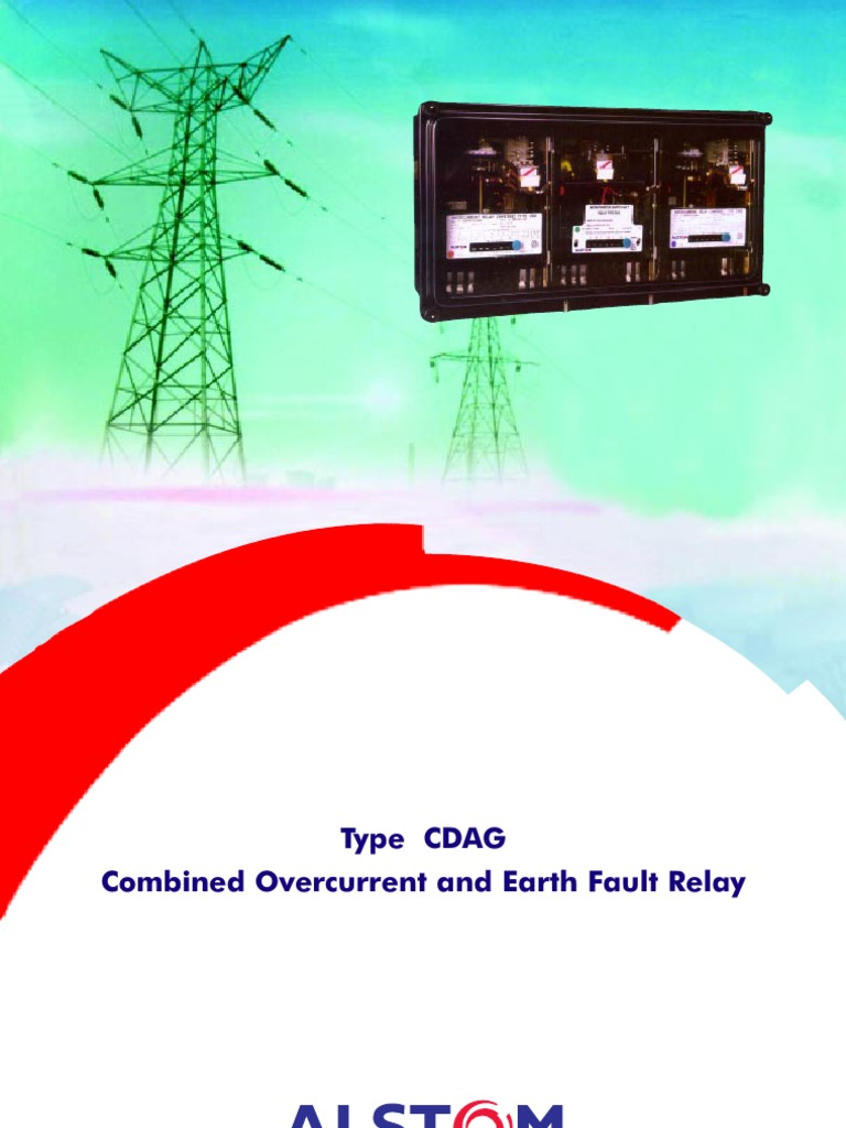 Alstom cdag relay manual relay electrical engineering asfbconference2016 Image collections