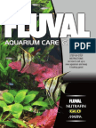 UK Fluval Aquarium Care Guide