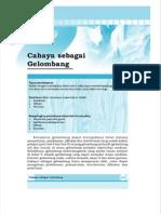 4. CAHAYA SEBAGAI GELOMBANG