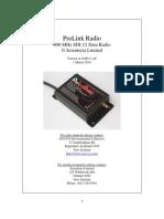 ProLink Radio 0x0D