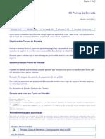 Como Programar Advpl No ERP - 05 - Pontos de Entrada