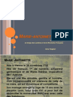 Marie Antoinetteeee