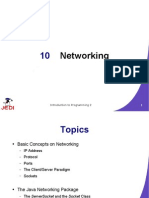 MELJUN CORTES JEDI Slides Intro2 Chapter10 Networking