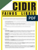 Manifiesto Decidir Galego 11junio