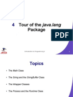 MELJUN CORTES JEDI Slides-Intro2-Chapter04-Tour of the Java.lang Package