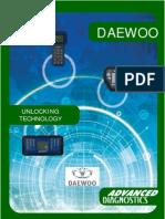 Daewoo Manual