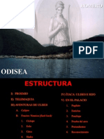 ODISEA estructura