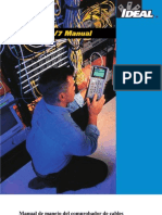 Certificador de Cable Lantek_manual_ES