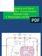 Cell Signaling and Signal Transduction (2)