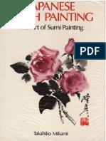 Japanese Brush Painting -The Art of Sumi Painting