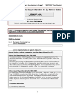 Study Public Docs Lithuania