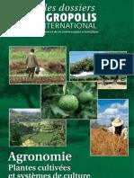 """""""Agronomie - Plantes cultivées et systèmes de culture"""" (2ème édition)"""