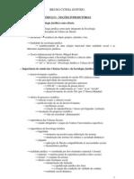 Módulo I - Fundamentos Sociológicos