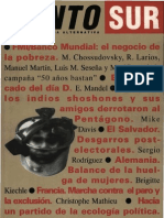 Viento Sur, nº 015, junio 1994