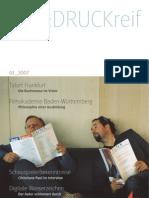 UVK:DRUCKreif 2007_01