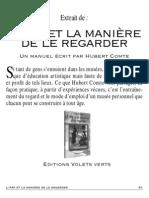 PETIT NECESSAIRE POUR DECOUVRIR L'ART