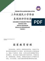 3 DSP Bahasa Cina SK Tahun 3 (draf Mei 2012)