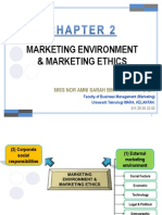 CHAPTER 2_Marketing Environment & Marketing Ethics_present