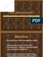 Time Managementppt 2 203