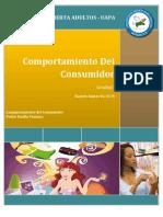 Tarea I - Comportamiento Del Consumidor