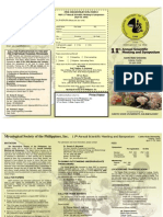Invitation Mycological Society