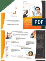 Tech&App's Brochure