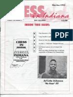 Chess in Indiana Vol VIII No. 3 May_Jun 1995