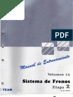 13.- Sistema de Frenos