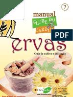 Cultivo Ervas