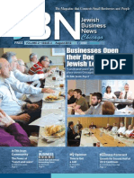 Jewish Business News - August 2012