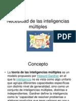 1.2 Inteligencias Multiples
