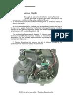 Friendly Robotics Robomow RM510 Service Guide