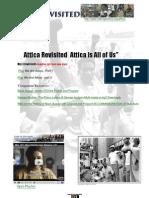 Attica Revisited Attica is All of Us
