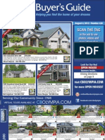 Coldwell Banker Olympia Real Estate Buyers Guide August 4th 2012