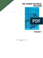 Corbin Technical Bulletin Volume 1
