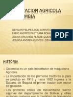 Mecanizacion Agricola en Colombia Expo