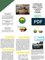 Constituyentes por la paz (EN EL NORDESTE ANTIOQUEÑO)