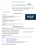 Ficha Taller Mis Mejores Cualidades Aulasdecalle